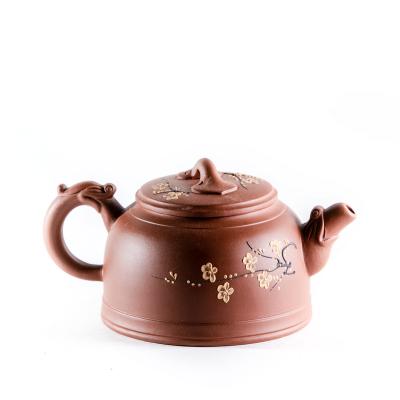 Глиняный чайник, средний 350мл