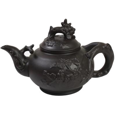 Глиняный чайник. Большая Птица 1100мл