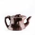 Глиняный чайник. Дерево 250мл