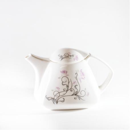 Чайник керамика Цветок 800мл