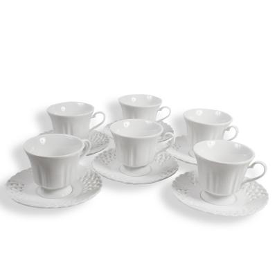 Керамический набор кофейный