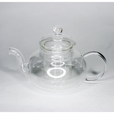 Стеклянный чайник. 600мл