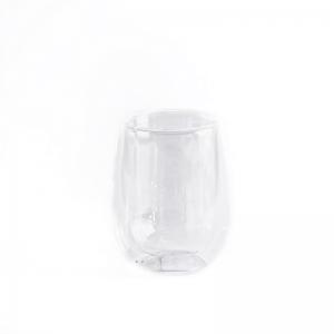 Стеклянный стакан двухслойный 150мл