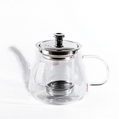 Стеклянный чайник 450 мл