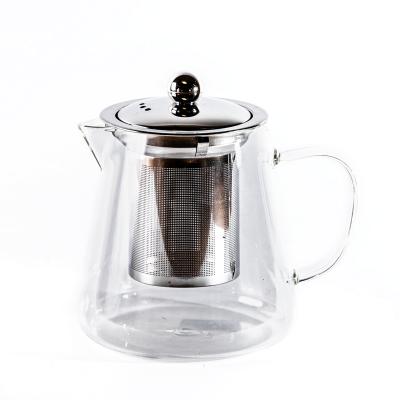 Стеклянный чайник 550 мл