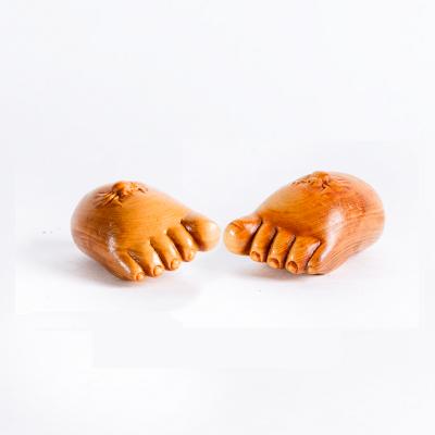 Ножки Будды деревянные светлые