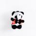 Панда в национальном костюме