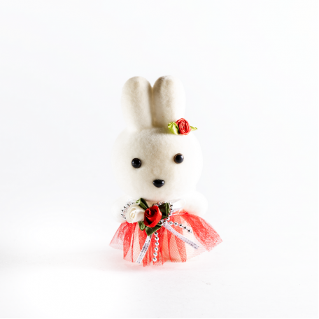 Заяц красный